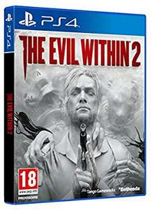 The Evil Within 2 sur PS4, Xbox One et PC