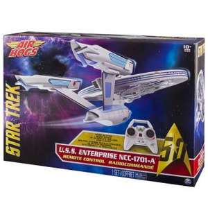 Star Trek Spaceship Enterprise Air Hogs