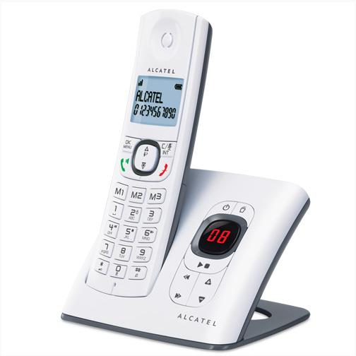 Téléphone fixe sans-fil Alcatel F580 V Solo (VIA ODR)