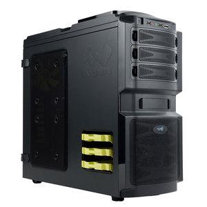 Boitier InWin Buc ATX avec module Hotswap pour les HDD