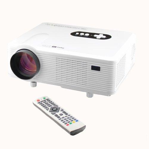 Vidéo-projecteur Excelvan - 1280x800, LED, 3000 lumens (vendeur tiers)