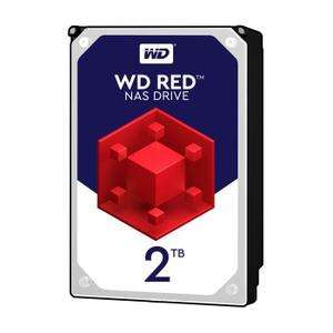 "Disque Dur 3.5"" Western Digital WD Red - 2To, 64Mo"