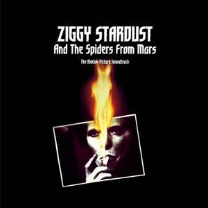 Sélection de vinyles en promo - Ex : Vinyle David Bowie ziggy stardust motion picture