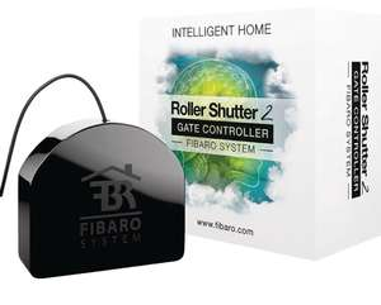 Modules pour piloter des volets roulants Fibaro Roller Shutter 2 FGR-222