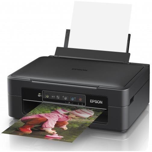 Imprimante Epson Expression Home XP-245 + Ramette papier 20 feuilles
