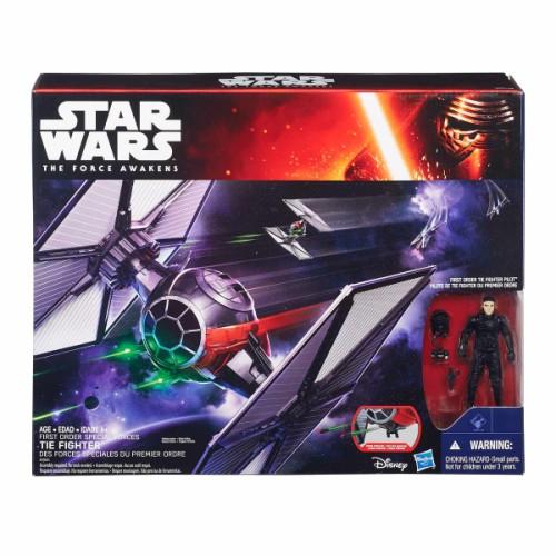 Véhicule Star wars Tie Fighter des forces spéciales