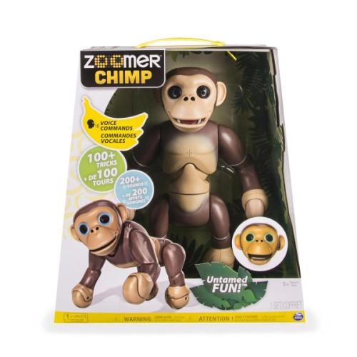 Robot zoomer chimpanzé