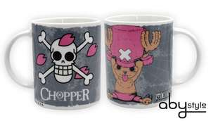Sélection de Mugs en promo - Ex :  mug Chopper One Piece