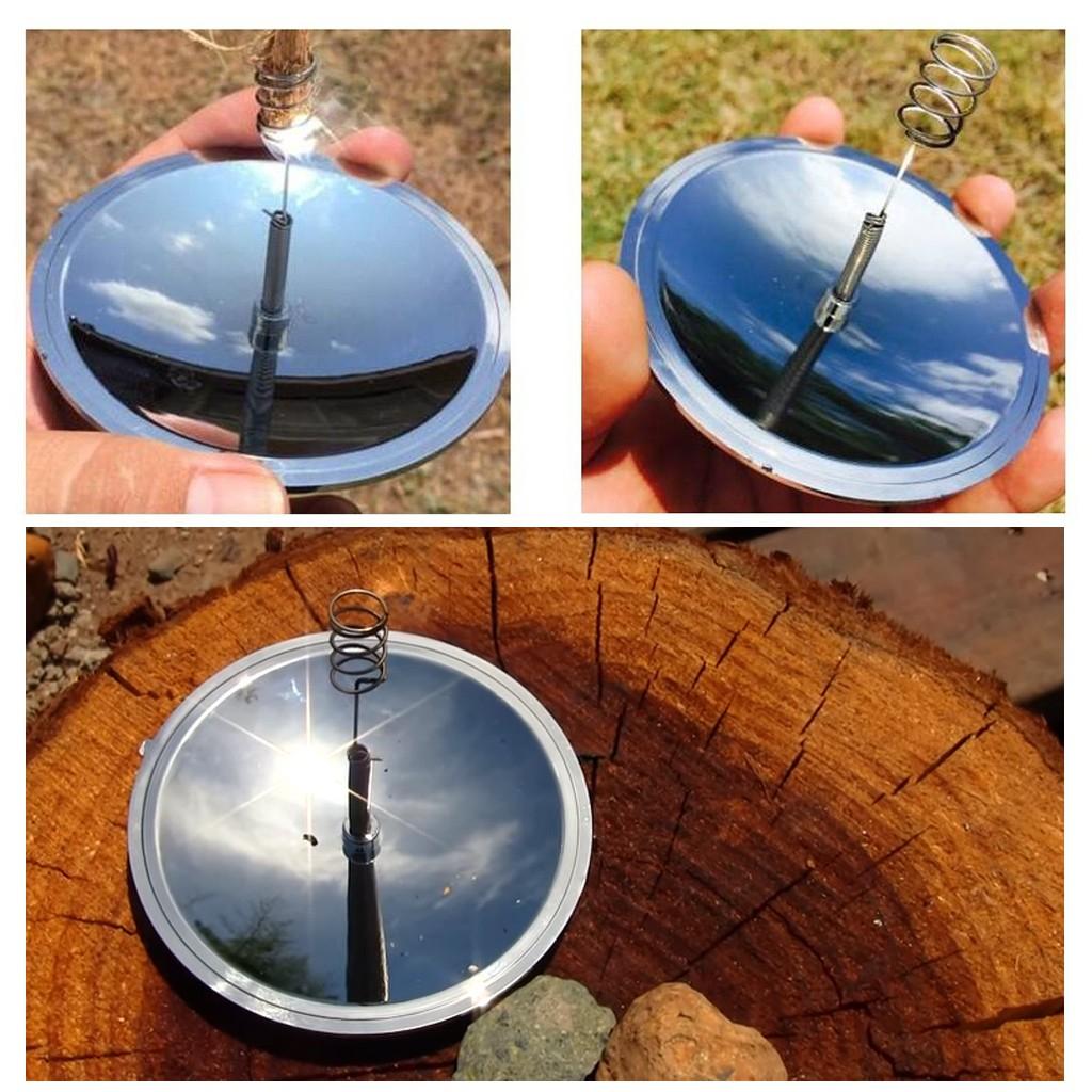 Outil solaire allumeur de feu
