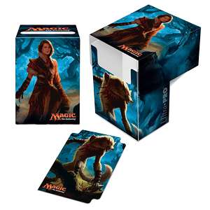Boites de deck et pochettes MTG (Magic the gathering) en promo