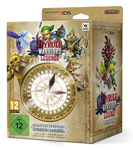 Bundle 3DS Hyrule Warriors Legends (+ Boussole) - Edition Limitée (vendeur tiers)