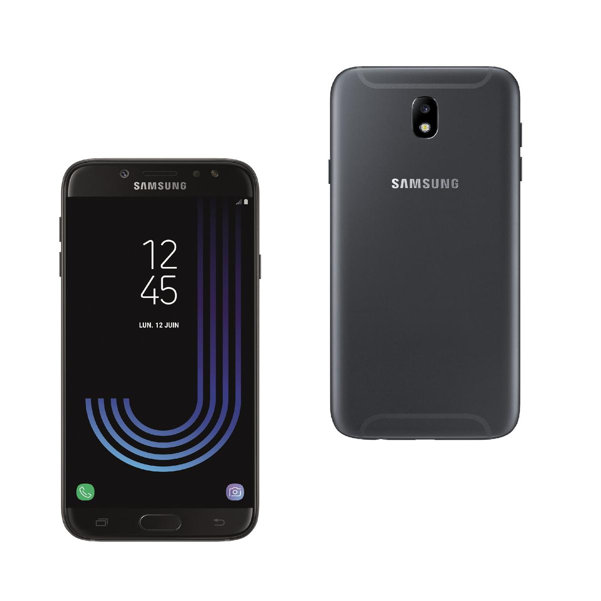 """Smartphone 5.5"""" Samsung Galaxy J7 (2017) Dual Sim - RAM 3Go, ROM 16Go - (B20 et B28)"""