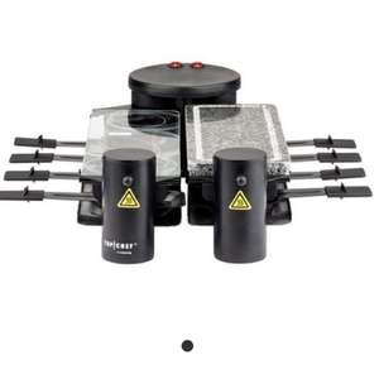 Raclette électrique TopChef Convivial Design TopC926 (vendeur tiers)