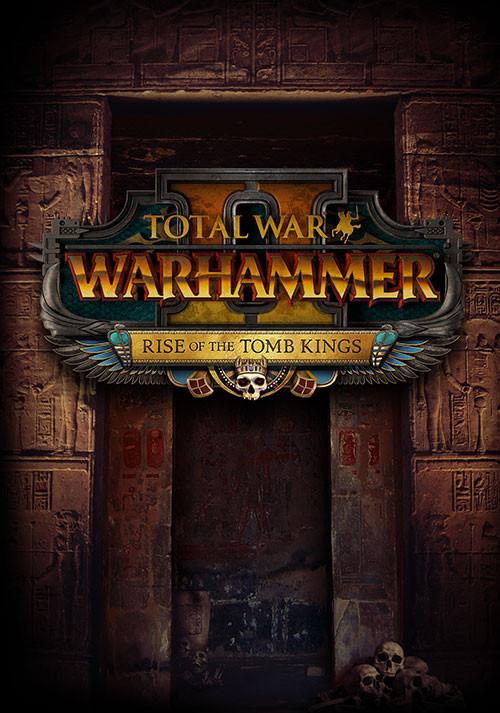[Pré-commande] Total War : Warhammer II - Rise of the Tomb Kings sur PC (dématérialisé)
