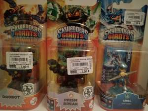 Sélection de figurines Activision Skylanders: Giants en promotion - Ex : Prism Break au E.Leclerc Culturel Bellerive-sur-Allier (03)