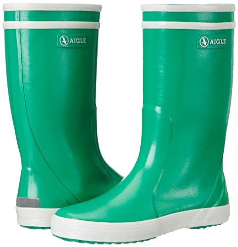 Bottes de pluie pour enfant Aigle Lolly Pop - vert (du 24 au 34)