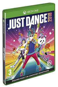 Just Dance 2018 sur Xbox One