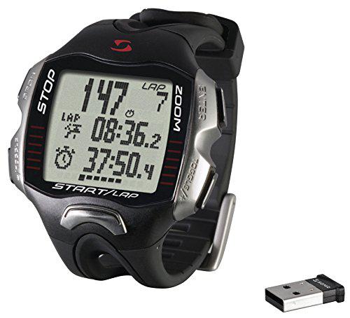 Montre running connectée Sigma Rc Move  sans ceinture cardio Black