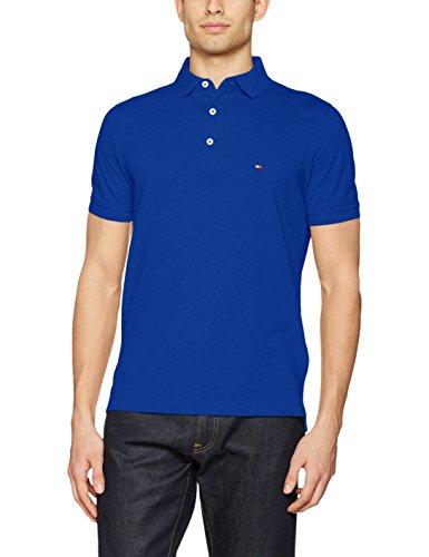 Polo Tommy Hilfiger - Bleu, Taille S,L ou XXL