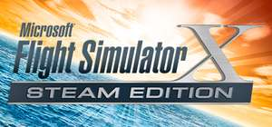 Microsoft Flight Simulator X - Steam Edition sur PC (dématerialisé)