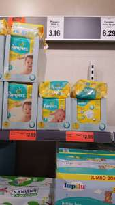 Paquet de couches Pampers New Baby - x22, taille 1 (2 à 5 kg) chez Lidl Tonneins (47)