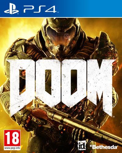 Doom sur PS4 - Lyon Part-Dieu (69)