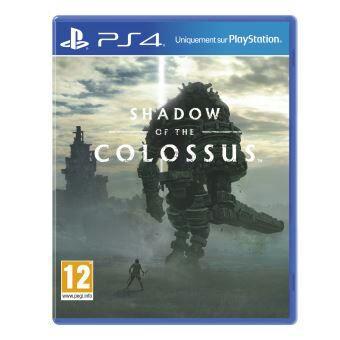 [Pré-commande] Jeu Shadow of the Colossus sur PS4 (+15€ sur la carte de fidélité pour les Adhérents)