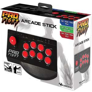 Stick Arcade Pro Fight - compatible PS3, PS4 et Xbox One