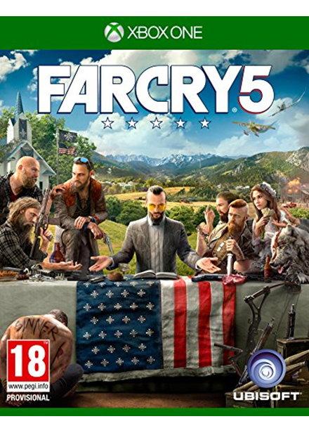 [Précommande] Far Cry 5 sur Xbox One