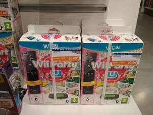 Pack Wii U Party + Wiimote Plus - Espace Culturel Ancenis (44)