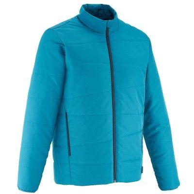 Doudoune Quechua NH100 Bleu pour Hommes - Tailles au choix