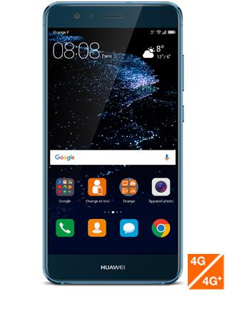 """[Clients Orange] Smartphone 5.2"""" Huawei P10 Lite Bleu - Kirin 658, 4 Go de RAM, 32 Go (via ODR de 50€)"""