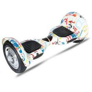 "Gyropode Hiwheel 10"" Q9 smart Hoverboard- 700w"