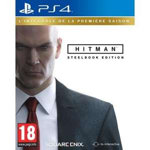 Hitman : The Complete First Season - Steelbook édition PS4