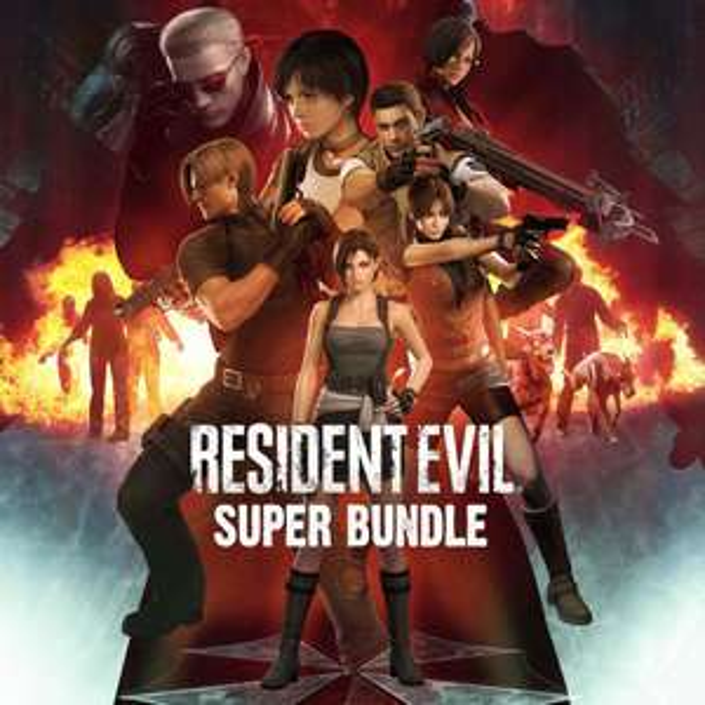 Bundle Resident Evil sur PS3 (10 Jeux - Dématérialisé)
