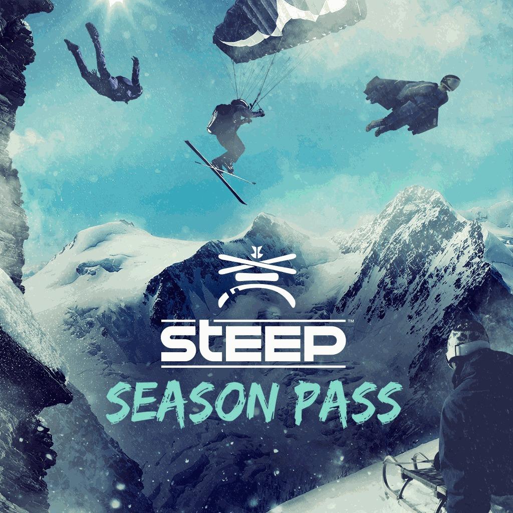 Jusqu'à -75% sur une sélection de Season Pass sur PC (Dématérialisé - Uplay) - Ex : Season Pass Anno 2205 à 5€, Steep à 9.99€...