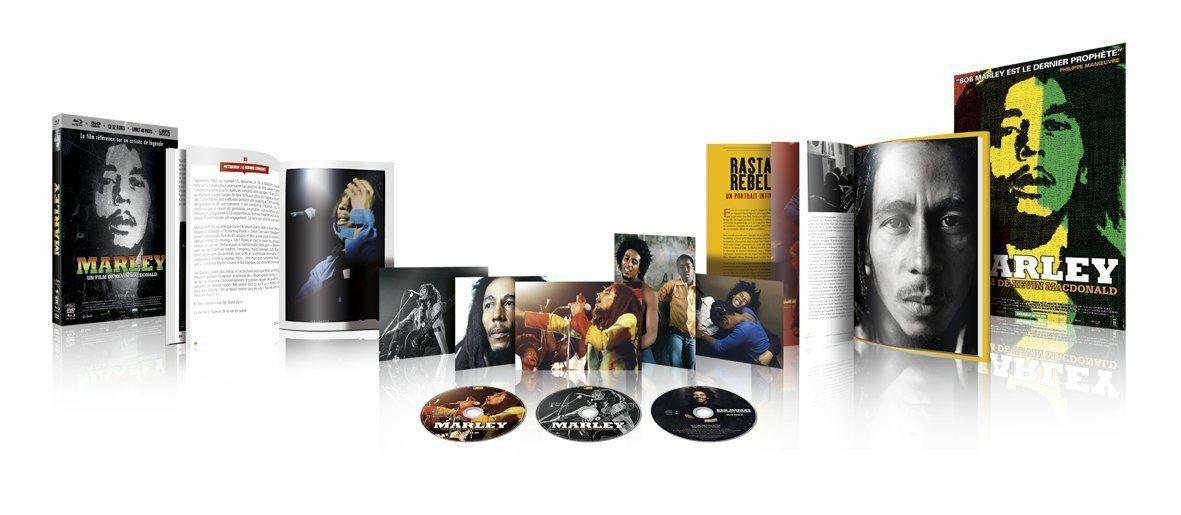 Coffret Bob Marley Ultimate Edition