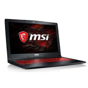 "PC Portable 15.6"" MSI GL62M 7REX-2056XFR - Full HD, i5-7300HQ, 8 Go de Ram, 1To, GeForce GTX 1050 Ti, Sans OS"
