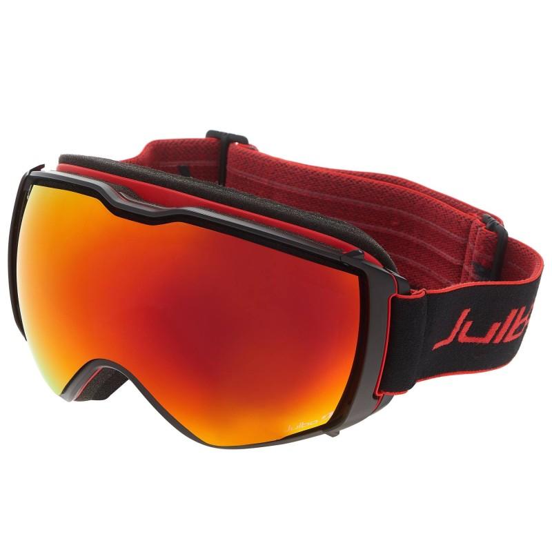 Masque de ski / snowboard Julbo AirFlux Beau Temps - noir / rouge