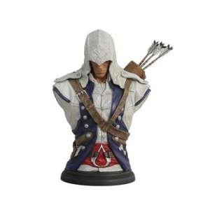 Buste Connor Kenway Assassin's Creed III : Liberation Legacy Collection