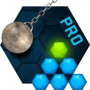 Hexasmash Pro - Wrecking Ball Physics Puzzle gratuit sur Android (au lieu de 0.99€)
