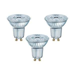 [Panier Plus] Lot de 3 ampoules LED GU10 Osram - 2.6 W