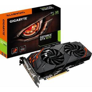 [Étudiants] Carte graphique GigaByte GeForce GTX 1070 WindForce OC V2 - 8 Go