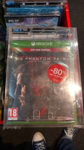 Metal Gear Solid V: The Phantom Pain sur Xbox One à la Fnac Avignon (84)