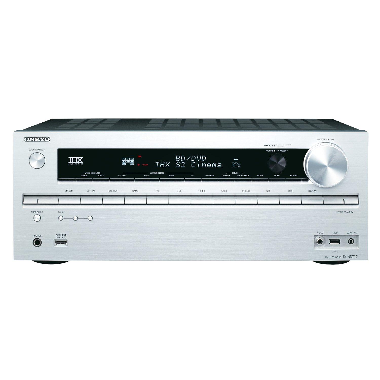 Ampli 7.2 Onkyo TX-NR717 7x170 W Wifi