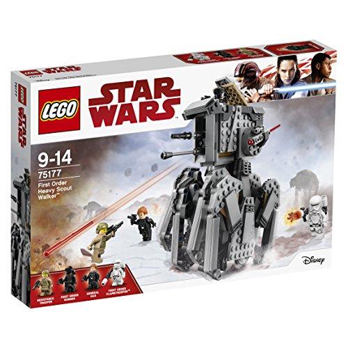 [Prime] Jouet Lego Star Wars - First Order Heavy Scout Walker (75177)