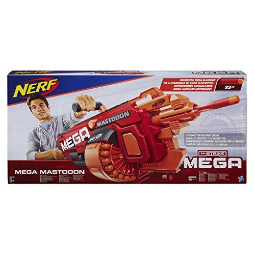 [Prime] Pistolet à fléchettes Nerf Mega Mastodon