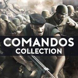 Bundle de jeux vidéo Commandos Collection sur PC (dématérialisés, Steam)