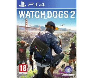 Watch Dogs 2 PS4 au Auchan Clermont-Ferrand (63)