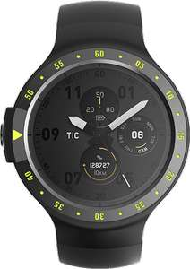 Montre connectée Ticwatch S (taxes comprises)